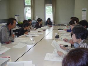 「ふじみ農村よっちゃばり」と富士見町の学校・保育園の栄養士との懇談会が行われました。