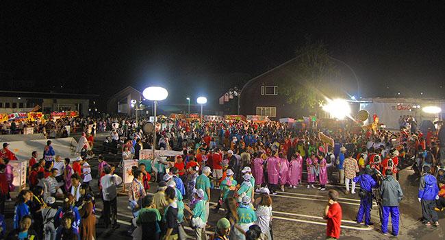 【富士見OKKOH】 明日(7/25)は、富士見町の夏祭り・富士見OKKOHの日