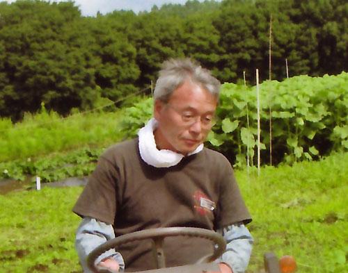 鈴木康晴さん (バディアス農園)